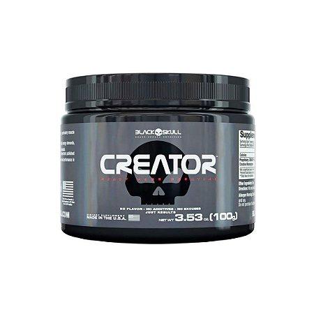 Creator (100g) - Black Skull