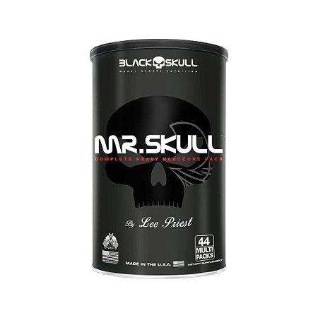 Mr. Skull (44 Packs) - Black Skull