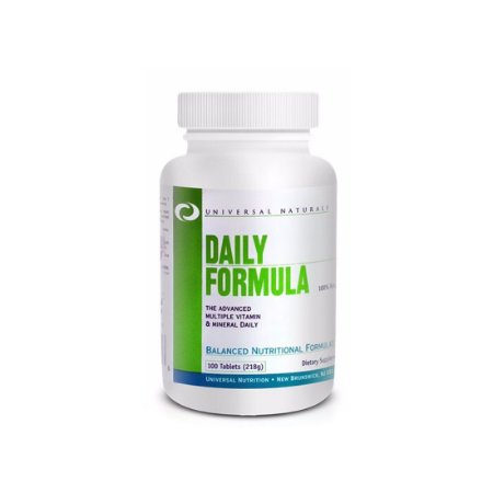Daily Formula (100tabs) - Universal Nutrition
