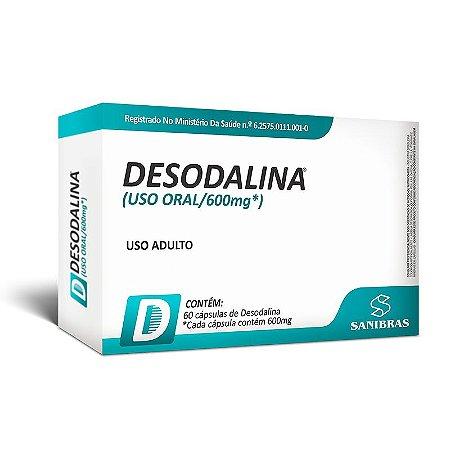 DESODALINA (60CAPS) SANIBRAS