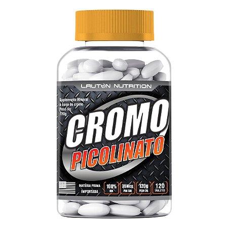 CROMO PICOLINATO (120CAPS)