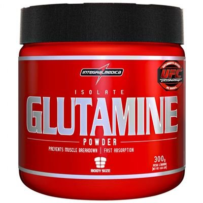 BS GLUTAMINE NATURAL (300G)