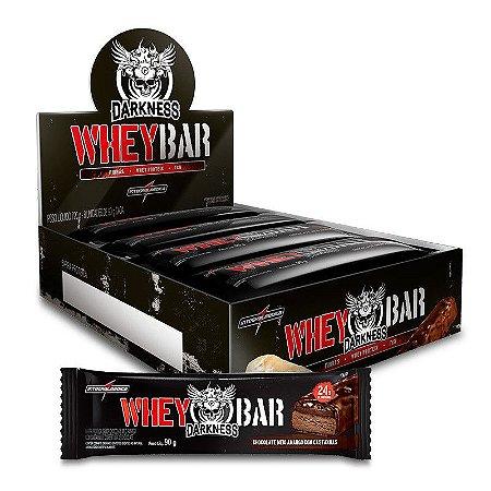 DK DARK WHEY BAR CHOCOLATE AMA