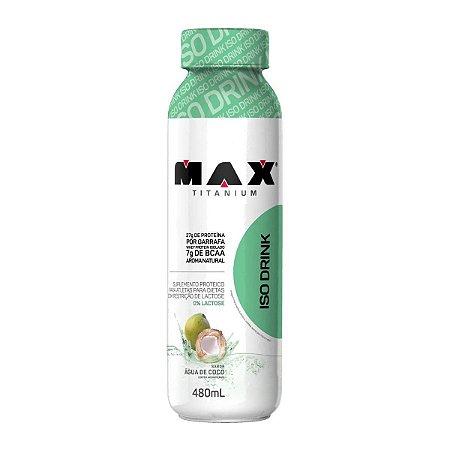 ISO DRINK (480ML) MAX TITANIUM