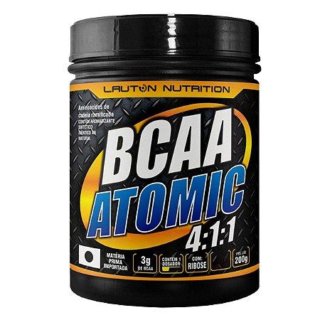 BCAA ATOMIC (200G) LAUTON NUTRITION