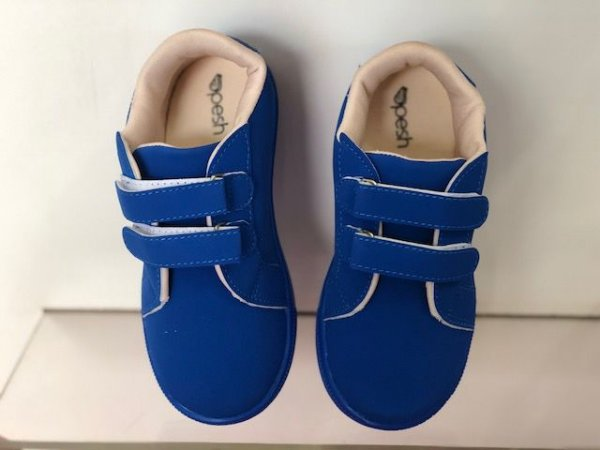 Tênis Pesh Monocolor Azul