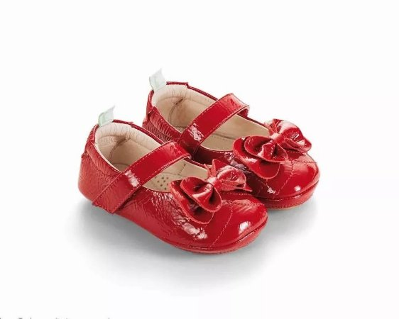 Sapatilha Tip Toey Joey Fancy Patent Red