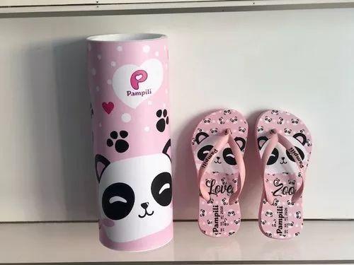 Chinelo Pampili Love Panda