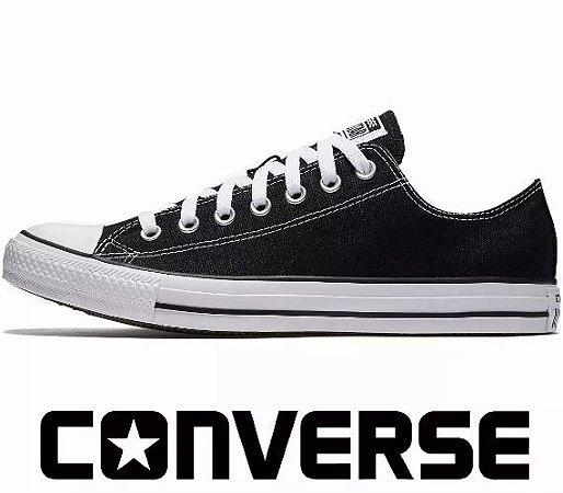 Tênis Converse All Star Preto