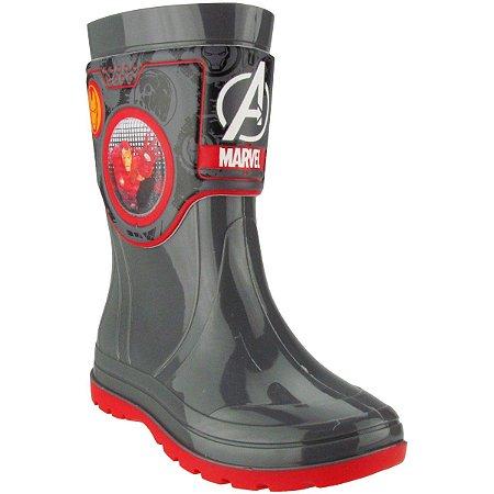 Galocha infantil menino Marvel - Homem de Ferro
