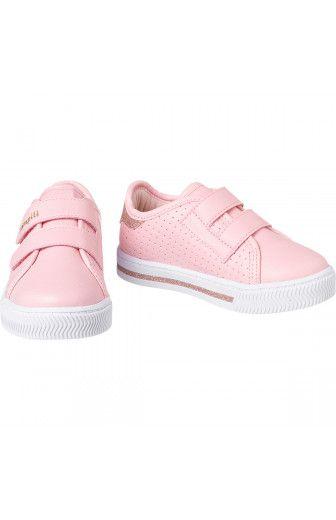 0b8213dfb Tênis Pampili Blog rosa Glacê - A sua loja de calçados e acessórios ...