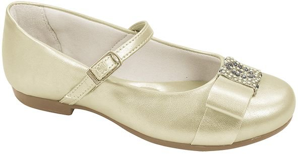 Sapato Pampili Angel Dourado