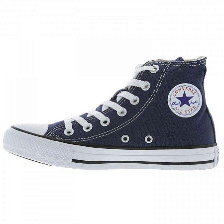 Tênis Converse All Star Marinho/cru/preto