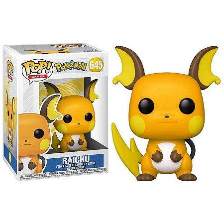 Funko Pop Games: Pokemon - Raichu #645