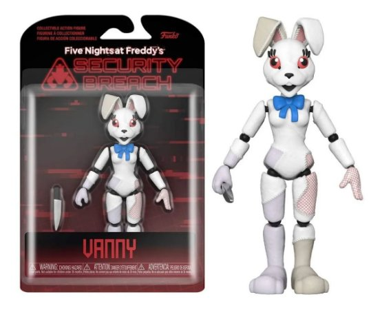 Action Figure: Five Night's At Freddy - Vanny