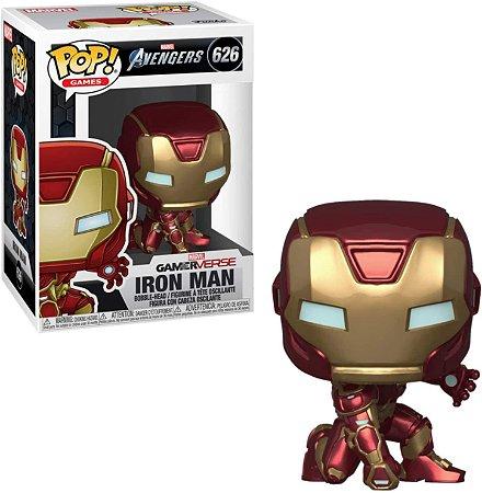 Funko Pop Games: Avengers - Iron Man #626