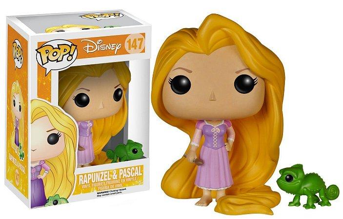 Funko Pop: Disney - Rapunzel & Pascal #147