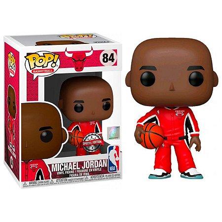 Funko Pop Basketball: Michael Jordan #84 (Excl)