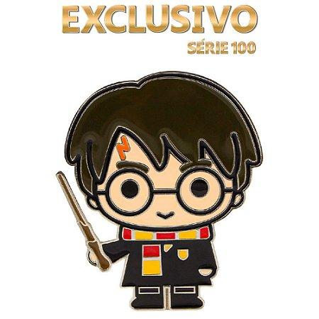 Funpin Decorativo Harry Potter - EXCLUSIVO - COLECIONÁVEL - Série 100- Edição limitada