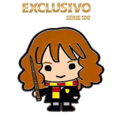 Funpin Hermione - EXCLUSIVO - COLECIONÁVEL - Série 100- Edição limitada