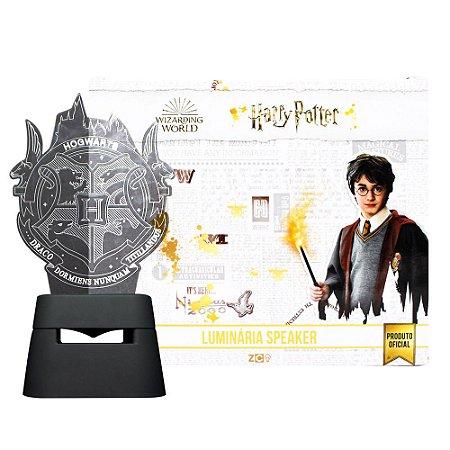 Luminária Speaker Hogwarts