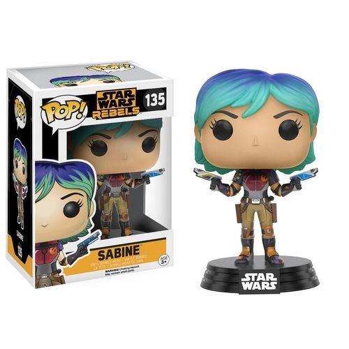 Funko Pop: Star Wars - Sabine #135
