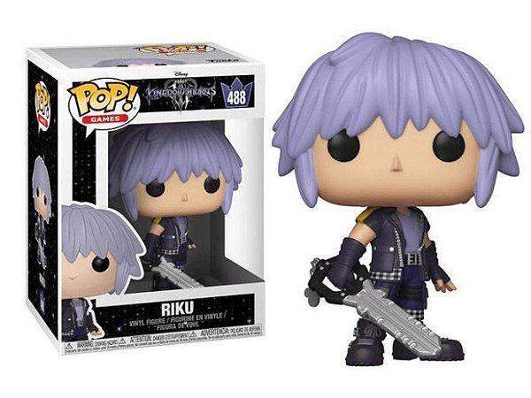 Funko Pop: Kingdom Hearts - Riku #488