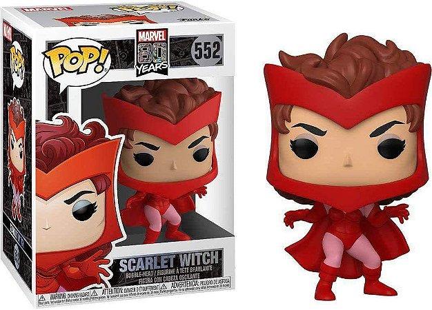 Funko Pop: Marvel - Scarlet Witch #552