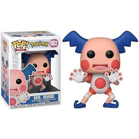 Funko Pop Games: Pokemon - Mr. Mime #582
