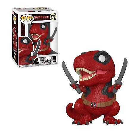 Funko POP!: Deadpool - Dinopool #777