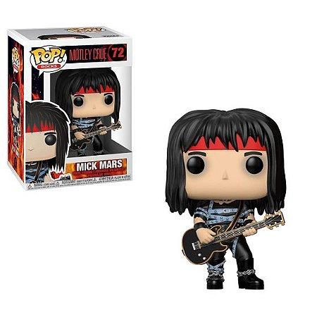 Funko Pop! Rocks: Mötley Crüe - Mick Mars #72
