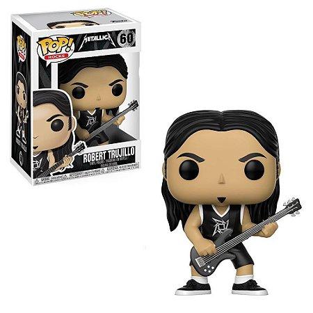 Funko Pop! Rocks: Metallica - Robert Trujillo #60