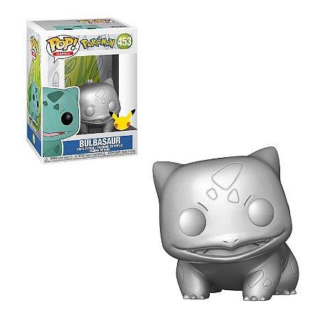 Funko Pop! Games: Pokemon - Bulbasaur #453 (EXCL)