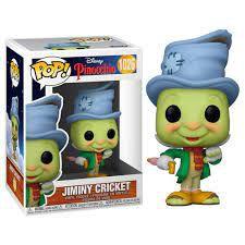Funko Pop!: Pinocchio - Jiminy Cricket #1026