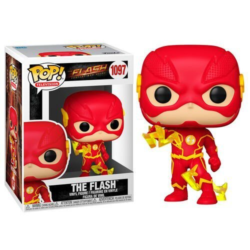 Funko Pop! Telvision: The Flash #1097
