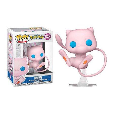 Funko Pop Games: Pokémon - Mew #643