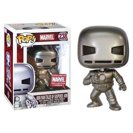 Funko Pop: Marvel - Iron Man (Tales Of Suspense #39) #238
