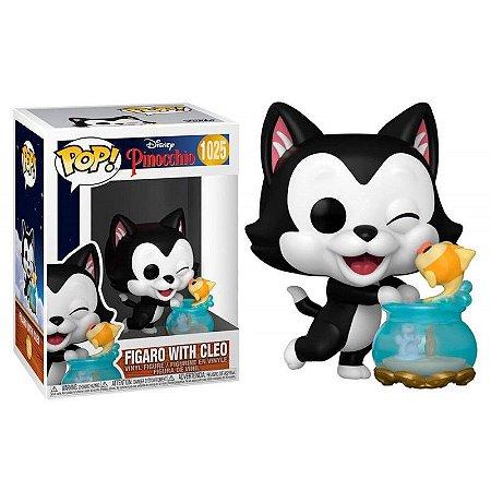 Funko Pop: Pinocchio - Figaro With Cleo #1025