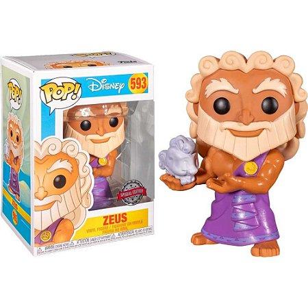 Funko Pop: Disney - Zeus #593 Special Edition