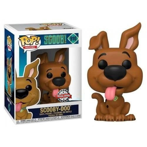 Funko Pop Movies: Scoob! - Scooby-Doo #910 Special Edition