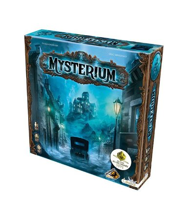 Board Game: Mysterium - Galápagos Jogos
