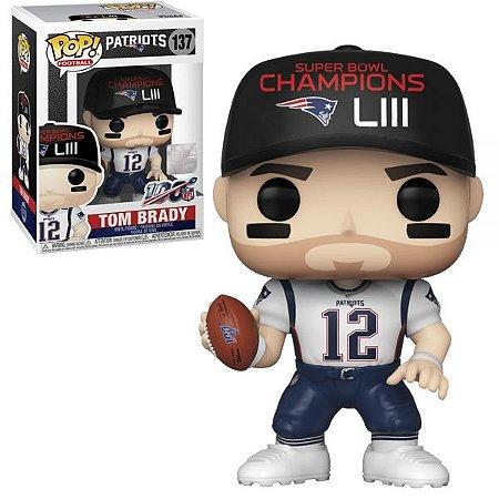 Funko Pop Football: Patriots - Tom Brady #137
