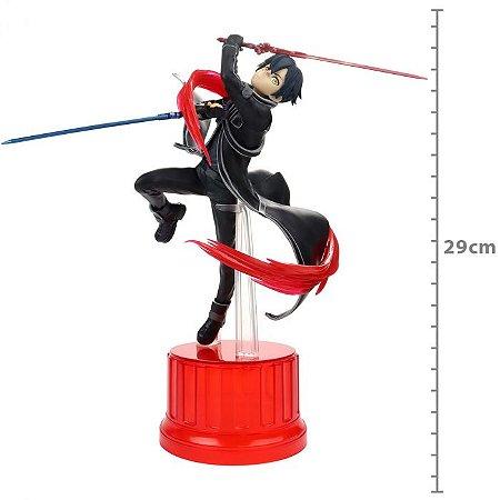 Action Figure: SWORD ART ONLINE ALICIZATION - KIRITO - ESPRESTO EST-EXTRA MOTIONS