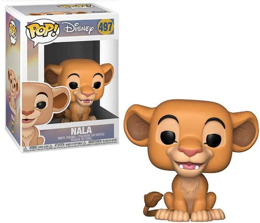 Funko Pop: Disney - Nala #497