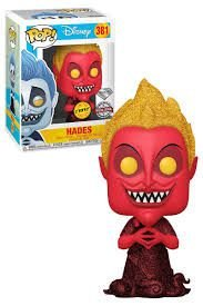 Funko Pop: Disney - Hades #381 (Chase)(Diamond)