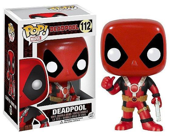 Funko Pop: Deadpool #112