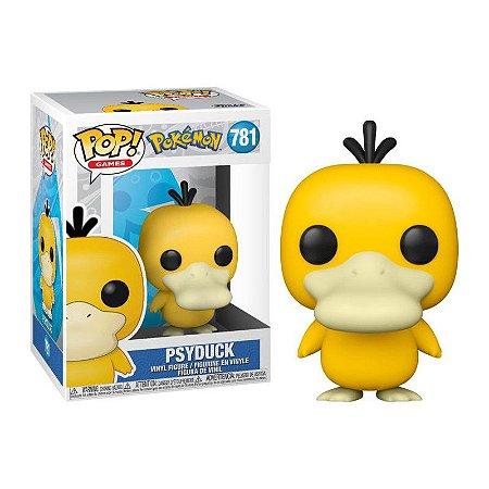 Funko Pop Games: Pokémon - Psyduck #781