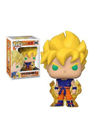 Funko POP! Animation: Dragon Ball Z - Super Saiyan Goku #860