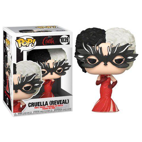Funko Pop!: Cruella - Cruella (Reveal) #1039