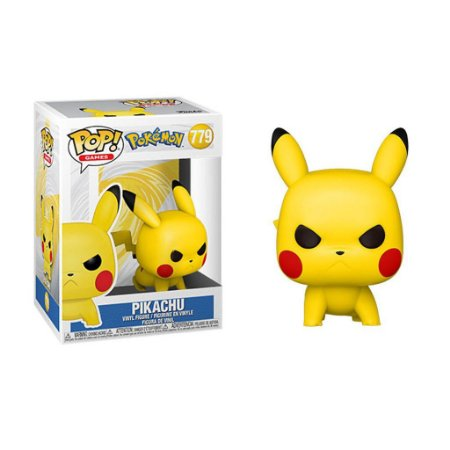 Funko Pop! Games: Pokémon - Pikachu #779